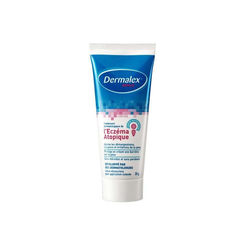 Dermalex Repair Traitement Dermatologique de l'Eczéma Atopique. Tube 30G