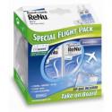 ReNu MPS flight pack solution multifonctions pour lentilles de contact souples flacons 2x60ml + 2 etuis + 1 sac