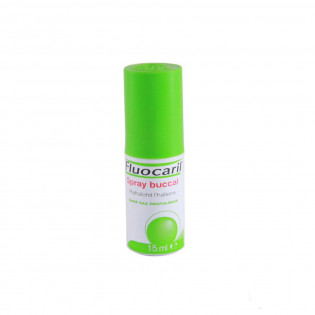 Fluocaril Spray Buccal. Spray 15ML