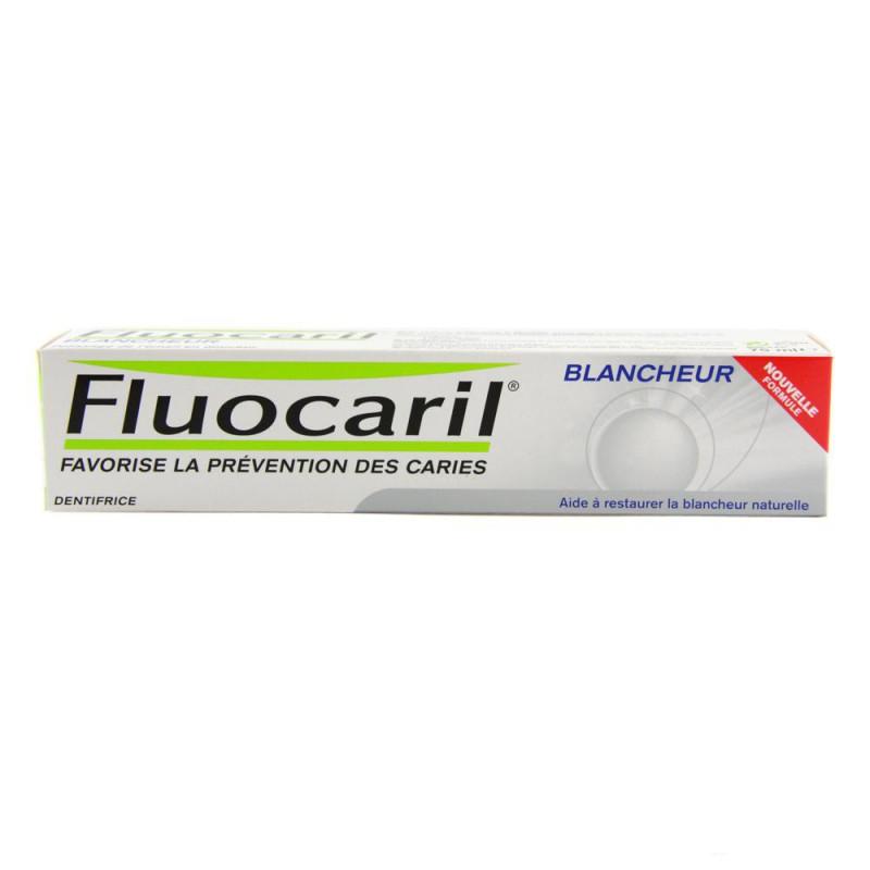 Fluocaril Dentifrice Blancheur. Tube 75ML