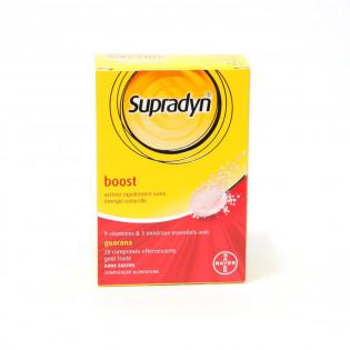 Supradyn Boost 20 comprimés effervescents