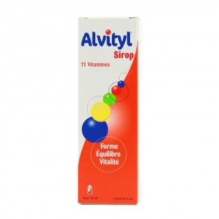 Alvityl Forme équilibre Vitalité. Sirop 150ML
