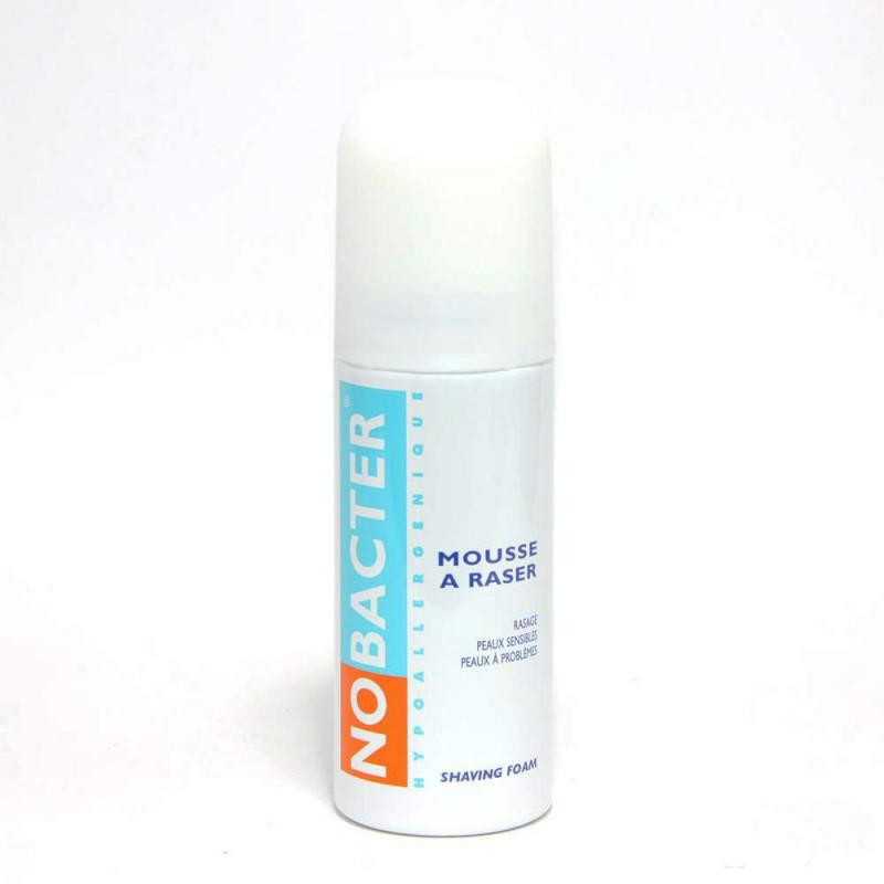 Nobacter Mousse à raser peau sensible. Aérosol de 150ML