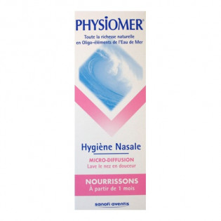 Physiomer Hygiène Nasale Nourrissons. Spray 115ML