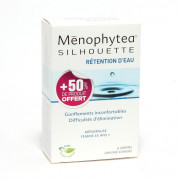 Phytea Menophythea Silhouette Retention d'eau. Boîte de 30 comprimés