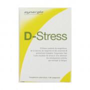 D-STRESS Anti-stress. DStress Boîte de 80 comprimés