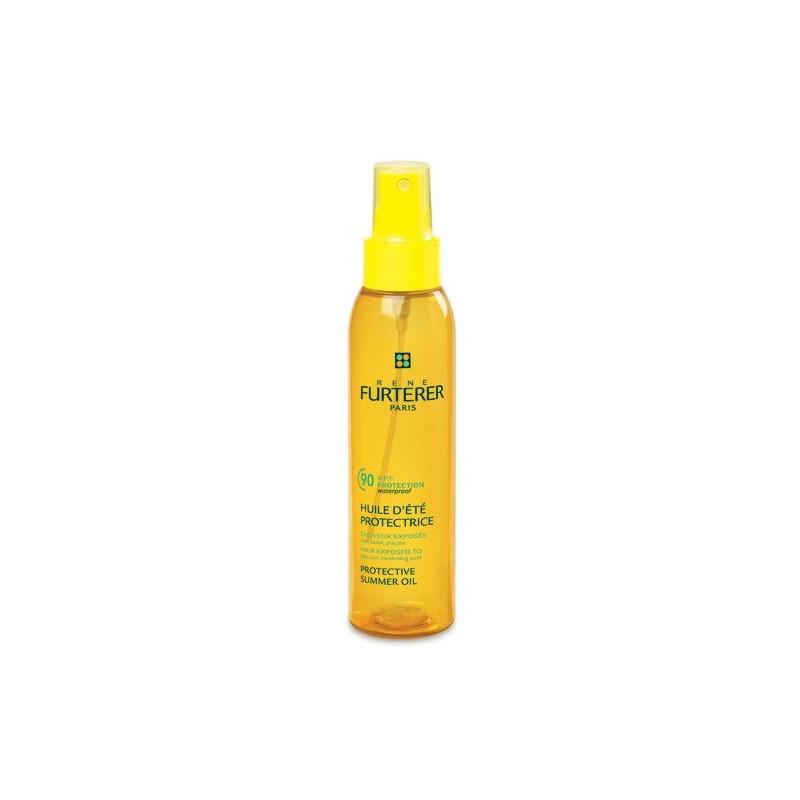 Furterer Solaires KPF90 Huile d'été protectrice. Spray 125 ml