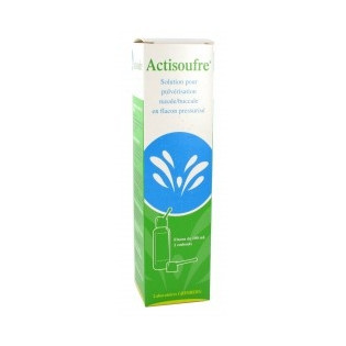 Actisoufre Spray Nasal/Buccal - 100ml
