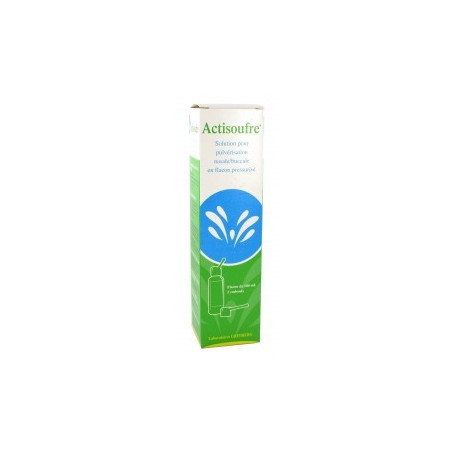 Actisoufre Spray Nasal/Buccal - 100ml