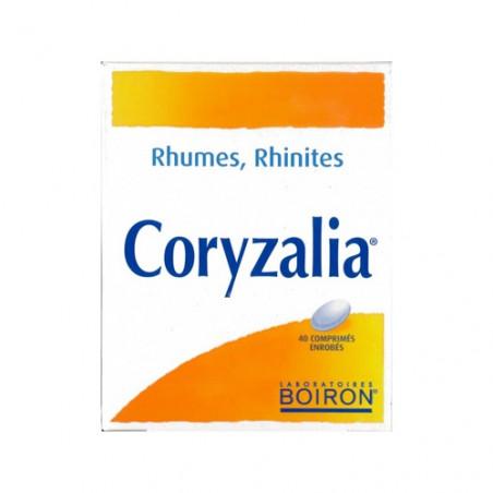 Coryzalia Boiron 40 cps orodispersibles