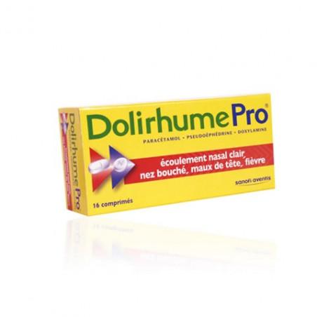 DolirhumePro Jour et Nuit 16 comprimés