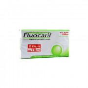 Fluocaril dentifrice menthe 75ml LOT DE 2