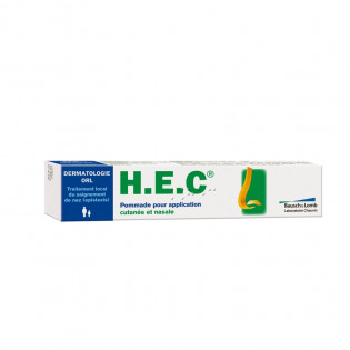H.E.C pommade dermique/nasale 25g