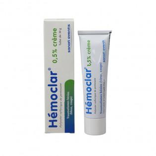 Hemoclar crème 30g