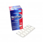 Nicotinell Gommes 2mg goût fruits sans sucre par 96
