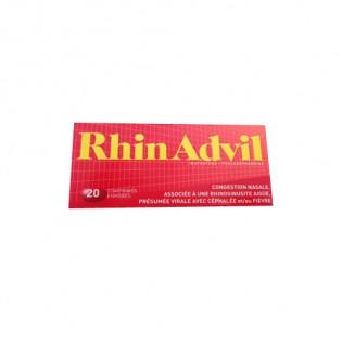 Rhinadvil 20 comprimés