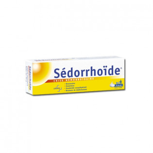 Sedorrhoïde crème 30g