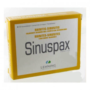 Sinuspax 60 comprimés à croquer