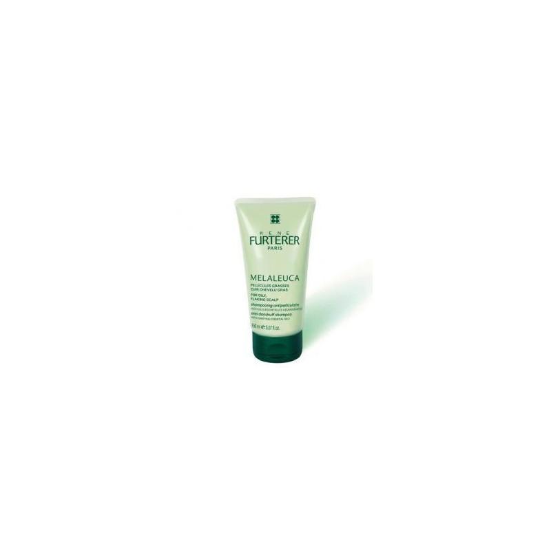 Furterer Melaleuca Shampooing Antipelliculaire Pellicule Grasse 150ML