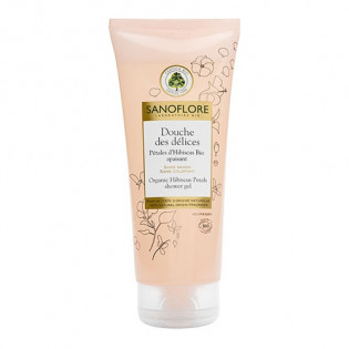 Sanoflore Gel douche Hibiscus bio 200ML