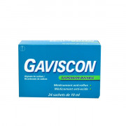 Gaviscon suspension buvable boîte de 24 sachets de 10ml