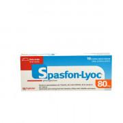 Spasfon-lyoc 80mg boîte de 10 lyophilisats oraux