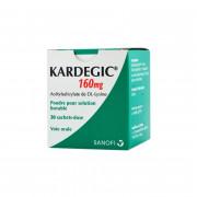 Kardegic 160 mg Sanofi boîte de 30 sachets