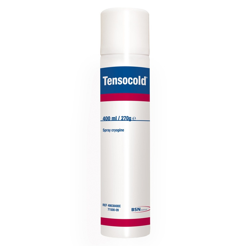 Tensocold spray cryogène 400ml