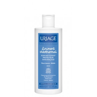 Uriage Liniment oléothermal sans rinçage 400ml
