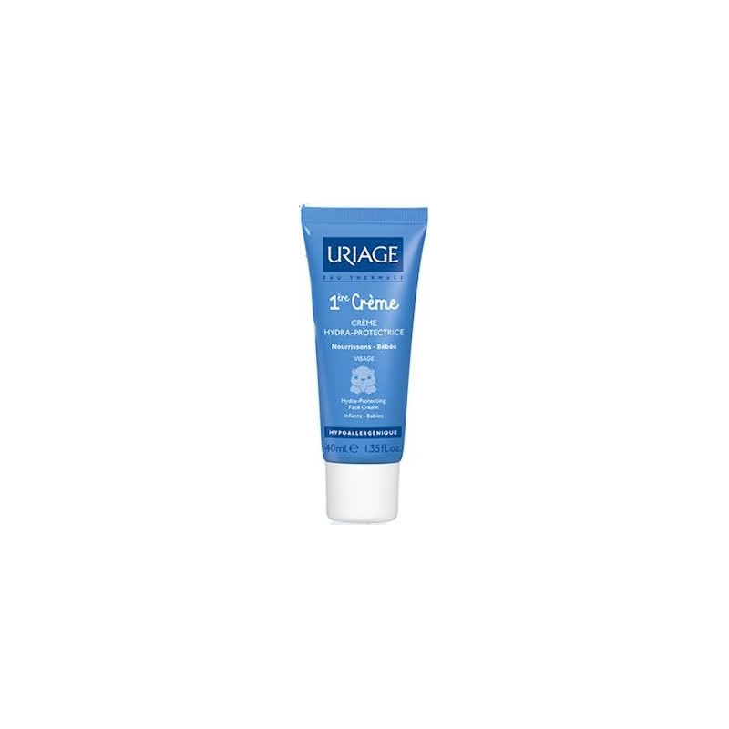 Uriage 1ère Crème hydra-protectrice visage 40ml