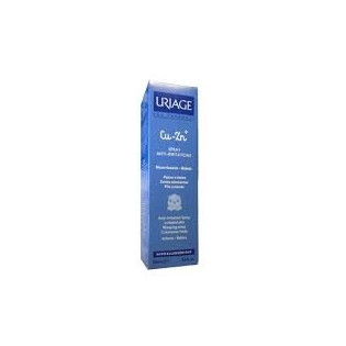 Uriage Cu-Zn+ spray anti-irritations 100ml