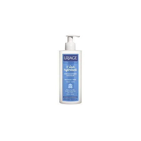 Uriage BB 1er Lait hydratant Soin quotidien douceur 400ml