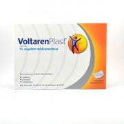 VoltarenPlast 1% emplâtres bte 5