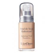 T.Leclerc Fond de Teint Hydratant SPF 20 - 04 Beige Abricoté Flacon pompe 30ml