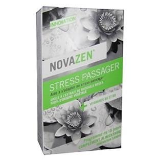 NOVAZEN Stress passager boîte de 45 cps