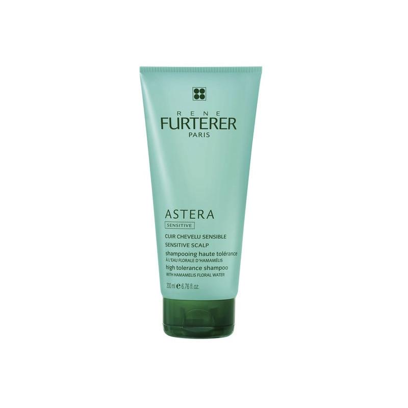 René Furterer Astera Sensitive shampooing haute tolérance tube 200ml