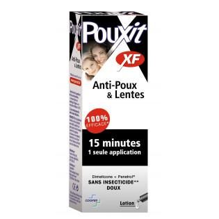 Pouxit XF lotion anti-poux et lentes flacon 100ml