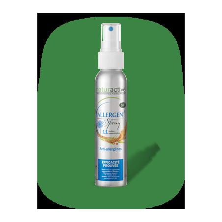 naturactive allergen spray bio 11 huiles essentielles flacon 100ml mon pharmacien conseil. Black Bedroom Furniture Sets. Home Design Ideas