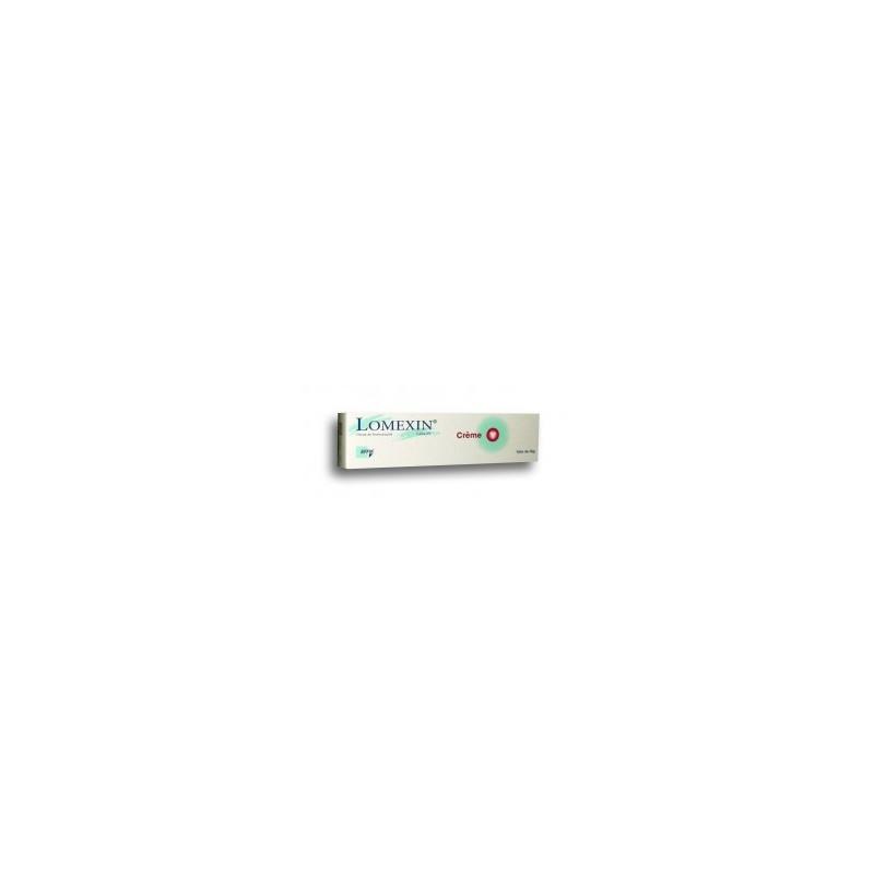 Lomexin crème tube de 30g
