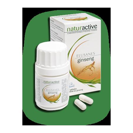 Naturactive Ginseng 200mg 60 gélules