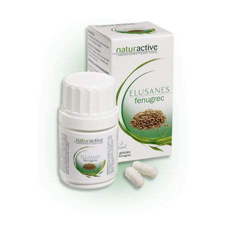 Naturactive PHYTO Fenugrec 250mg 30 gélules