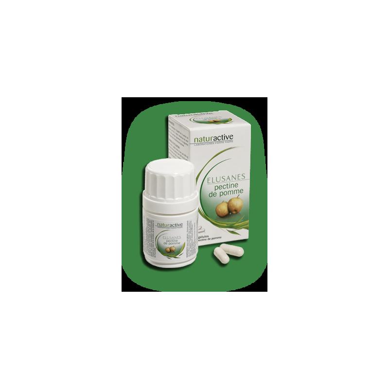 Pectine de pomme Elusanes 200mg 30 gélules