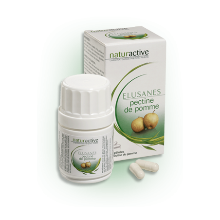 Naturactive Pectine de pomme 200mg 30 gélules