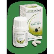 Naturactive Radis noir 200mg 30 gélules