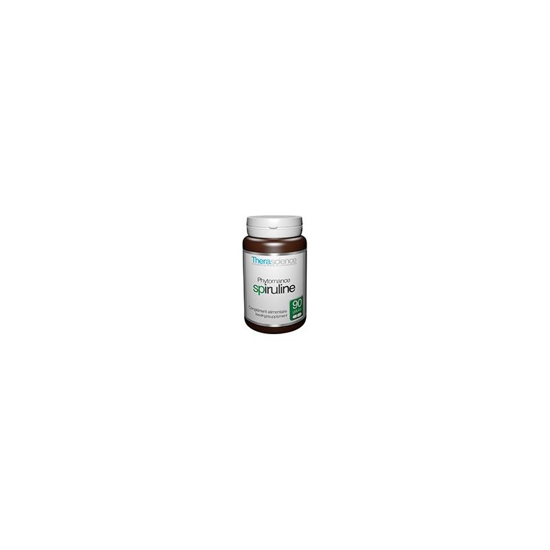 Phytomance Spiruline boîte de 90 gélules