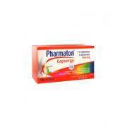 Pharmaton Capsergy 11 vitamines, 6 minéraux et ginseng 30 capsules