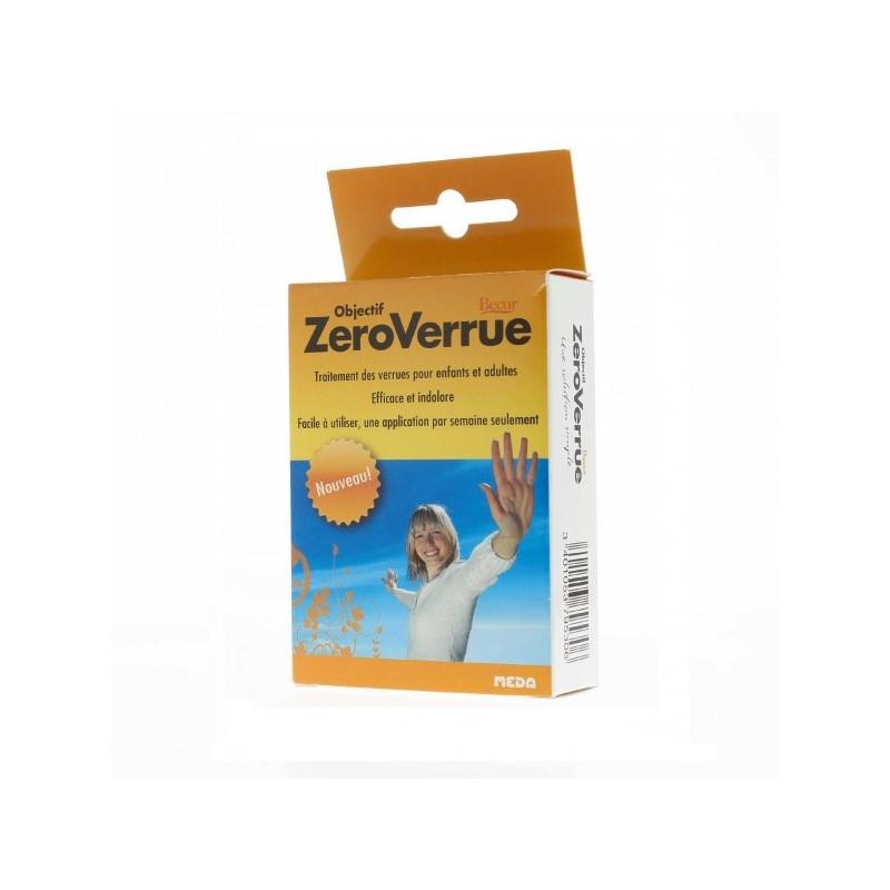 Objectif Zero Verrue 30 applications