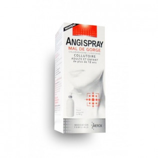 Angispray collutoire 40ml