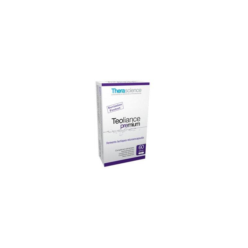 Physiomance Teoliance premium (ex-Lactique) boîte de 60 gélules