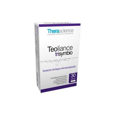 THERASCIENCE Teoliance Trisymbio boîte de 30 gélules